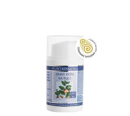 Jemný krém na ruce, Nobilis Tilia, 259 Kč/50 ml