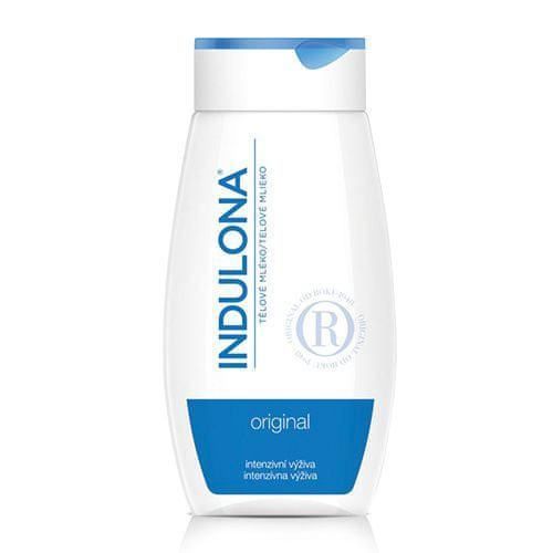Vyživující tělové mléko Original, Indulona, 105 Kč/250 ml