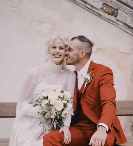 Terezie Kovalová se nedávno vdala.
