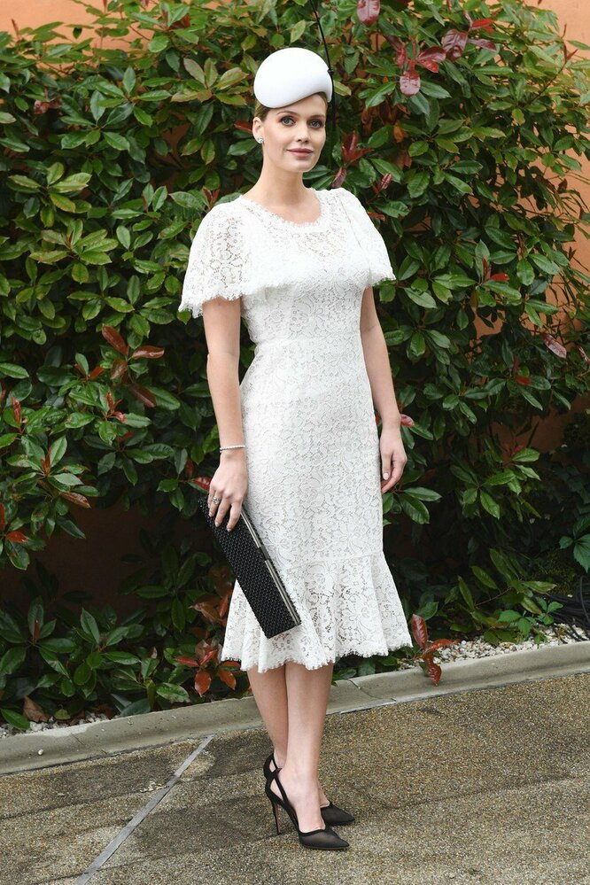 Lady Kitty Spencer na Royal Ascot