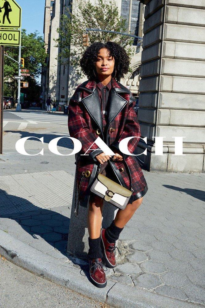 Podzimní módní kampaně