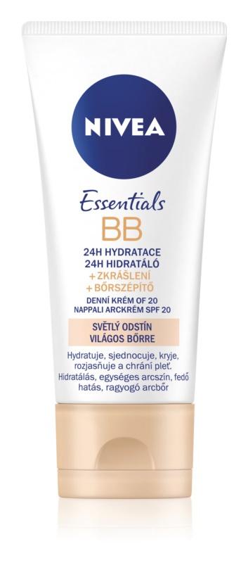 BB krém s hydratačním účinkem Nivea Skin Care, odstín light, 138 Kč/50 ml