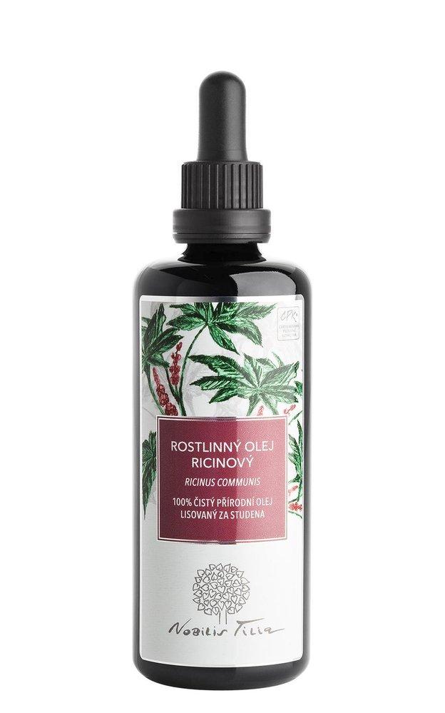 Ricinový olej, Nobilis Tilia, eshop.nobilis.cz, 179 Kč/100 ml