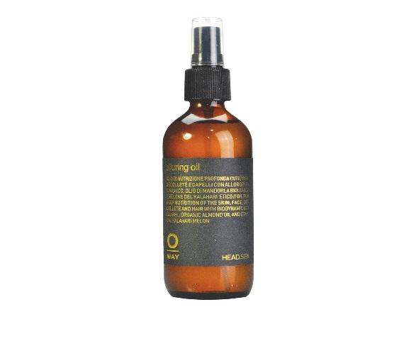 Olej pro hloubkovou výživu hlavy, pleti i vlasů Alluring Oil, OWAY, prodává ecoorganicbeauty.cz, 2124 Kč/160 ml