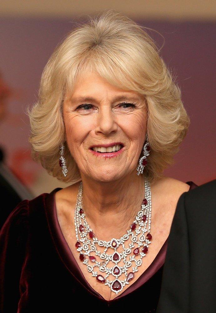 Vévodkyně Camilla