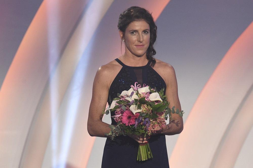 Zuzana Hejnová potřetí v kariéře vyhrála anketu Atlet roku