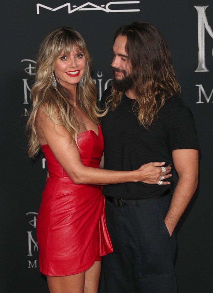 Heidi Klum a Tom Kaulitz