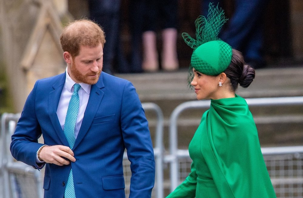 Účesy vévodkyně Meghan