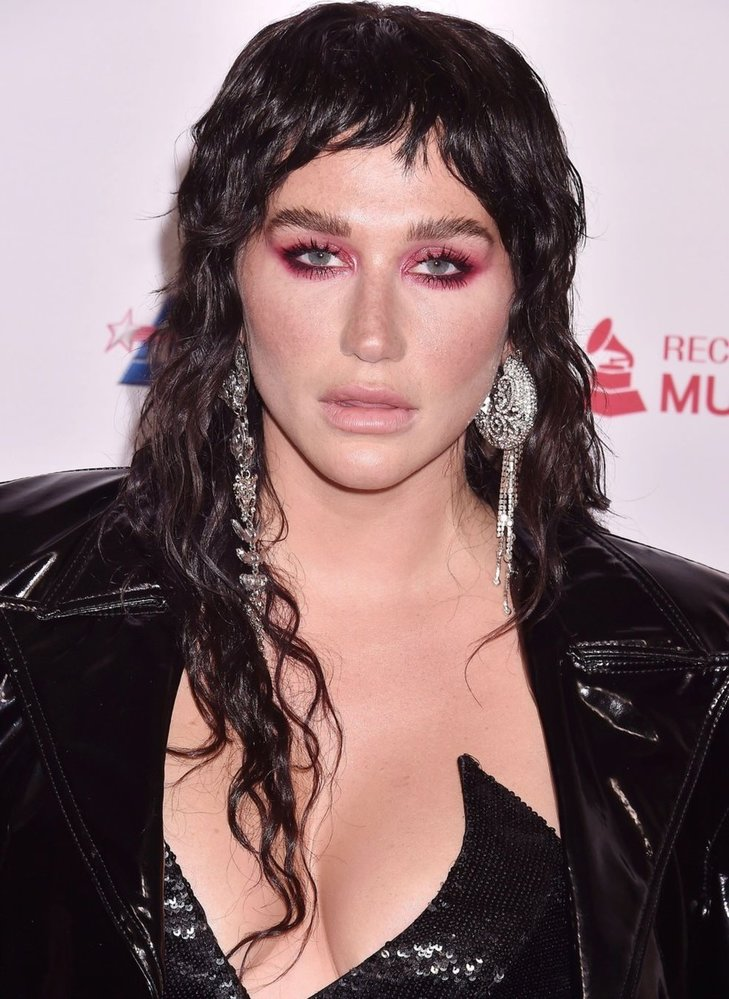 Americká zpěvačka Kesha