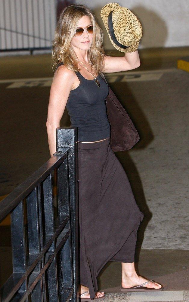Letní styl Jennifer Aniston