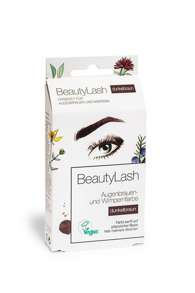 Vegan barva na řasy a obočí BeautyLash, beautylash.cz, 247 Kč