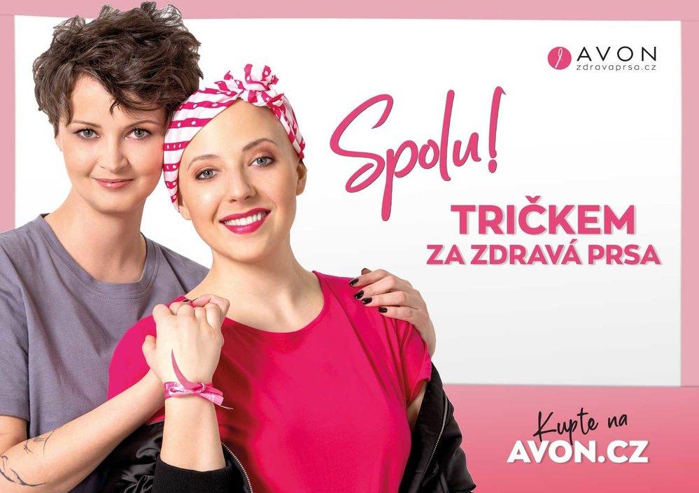 20. ročník AVON POCHODU ZA ZDRAVÁ PRSA 2020