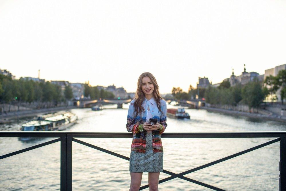Emily v Paříži