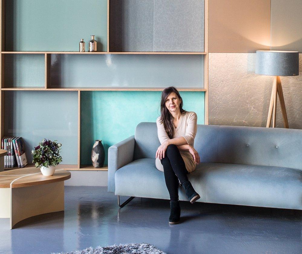 Interiérová designérka a majitelka showroomu Deco Loco Diana Turinová