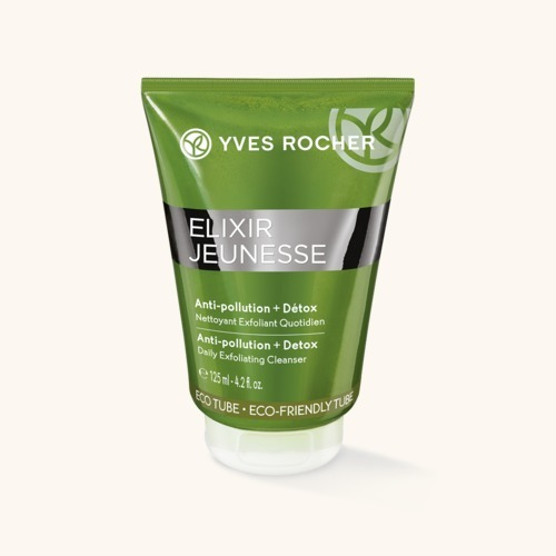 Čisticí gel Elixir Jeunesse, Yves Rocher, yves-rocher.cz, 229 Kč/125 ml