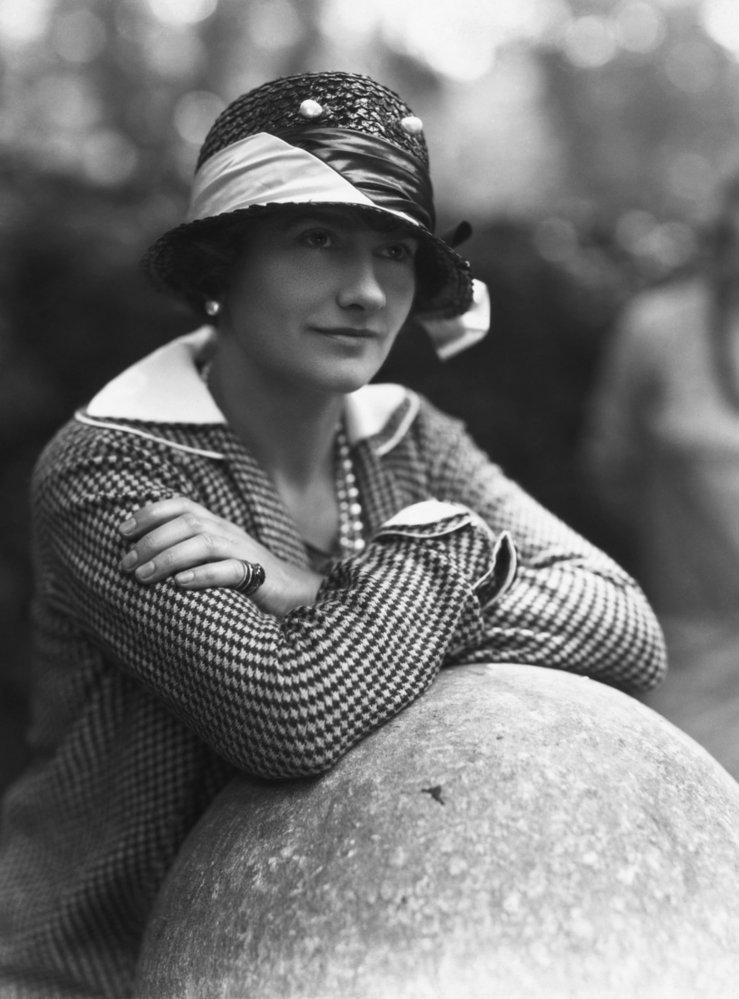 Gabrielle 'Coco' Chanel v roce 1929
