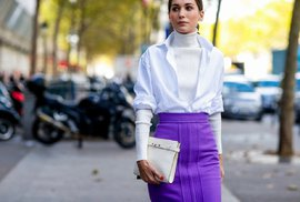 Barva roku 2018 ultra violet: Pustíte si ji do šatníku?