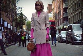 6 způsobů, jak v zimě nosit maxi šaty!