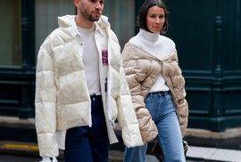 Móda z ulic Paříže: Péřovky versus nadčasová elegance Beckhamových