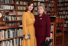 Styl Kateřiny Zemanové: Jak se změnila za pět let v roli první dcery?