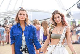 Móda na festivalu Coachella: Inspirace pro vaše letošní léto
