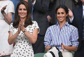 Vévodkyně Kate versus vévodkyně Meghan: Čím se liší jejich styl?