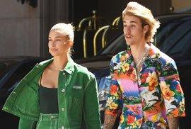 Knírek, mastné vlasy a totální nevkus: Co se děje s Justinem Bieberem?