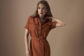 20 nejkrásnějších košilových šatů z nových kolekcí. Rychle pro ně!