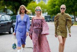 7 nadčasových šatů, které byste měla mít v šatníku