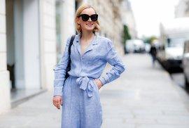 Chcete jednoduchý šatník na celé léto? Vsaďte na tento materiál!