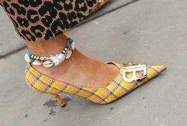Hit letošního léta: Stylové náramky na nohu!
