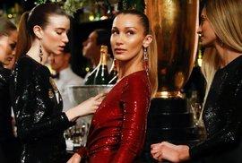 30 nejkrásnějších červených & zelených šatů (nejen) na Štědrý večer