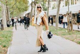 Jediné stylové šaty, ve kterých vám bude teplo i teď. Máte je v šatníku?