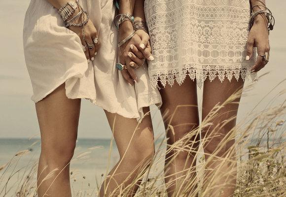 Náramky, do kterých se vaše ruce zamilují. Nebojte se vrstvit!