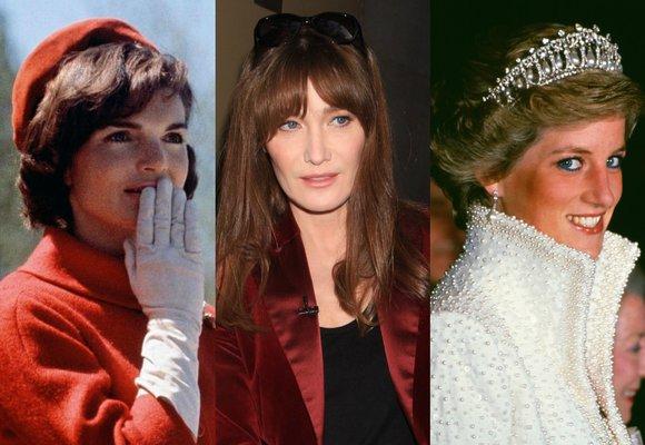 Všechny máme tajemství! Co skrývaly před světem slavné první dámy?