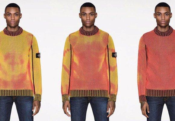 Oblečení, které mění barvu podle teploty. Brali byste ho?