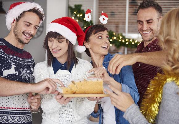 Vánoce na talíři: 5 pastí, které nám kazí hubnutí. Jak na ně vyzrát?