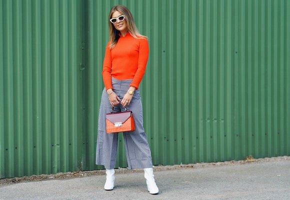 Oranžová je nová béžová: Noste ji jako Francouzky a Dánky