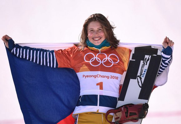 Snowboardistka Eva Samková má bronz!