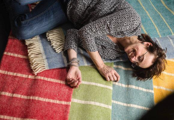 Kateřina Soukupová: Textilní výtvarnice, která spolupracovala na výrobě hřívy pro Českého lva