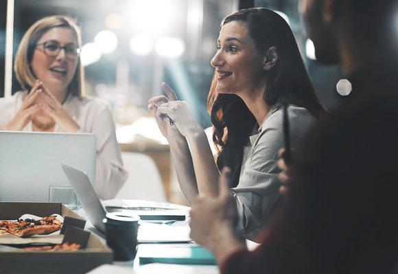 Po čem ženy v práci touží?