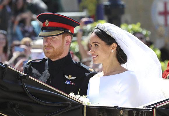 Meghan & Harry se vzali! Ženich byl nervózní, nevěsta si užívala proslov