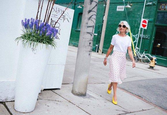 Oblékat se podle věku je nesmysl, dokazují padesátileté módní ikony
