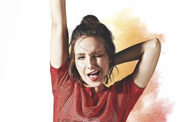 Veronika Arichteva: Na váze mám pořád stejně. Plus minus čtyři kila
