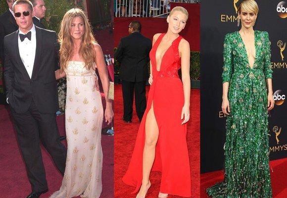 Ceny Emmy: Podívejte se na nejkrásnější šaty všech dob