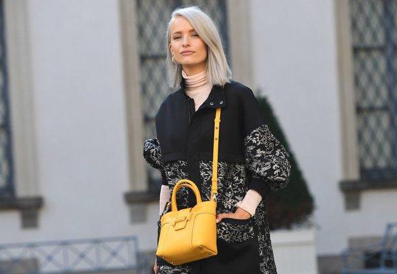 Lekce italské elegance: Noste žlutou a nebojte se být sladěná!
