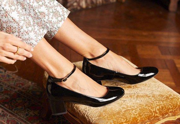 Nejkrásnější boty na večírky, ve kterých vás nebudou bolet nohy