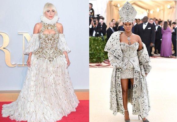 13 nejbláznivějších modelů roku 2018: Oblékla je Rihanna, Lady Gaga i Madonna!