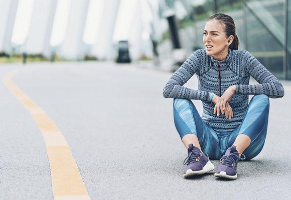 Máte při menstruaci běhat, nebo si dát raději pauzu?