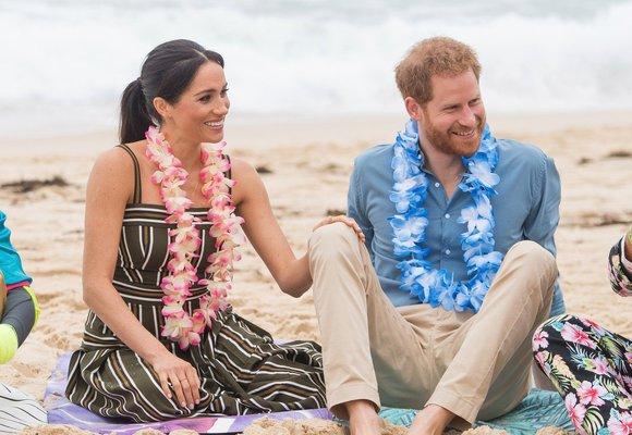 Nejroztomilejší momenty prince Harryho a vévodkyně Meghan